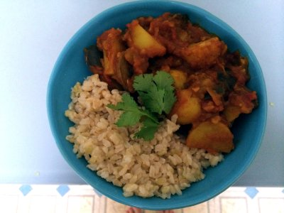potato-eggplant-curry