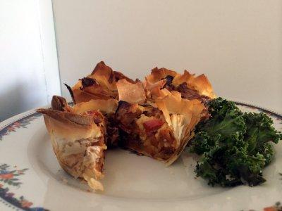 vegetable-tarts