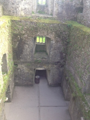 Blarney-Castle-Interior