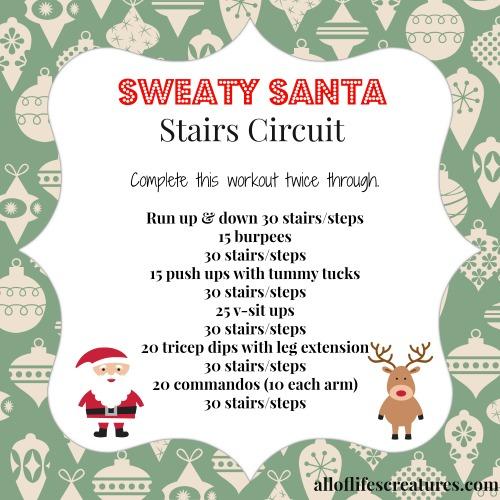 sweaty-santa-stairs-circuit