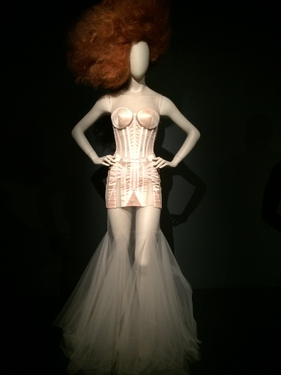 Gaultier-Corset-Dress